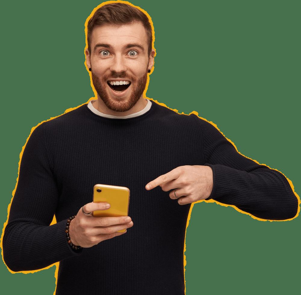 cara-usando-celular